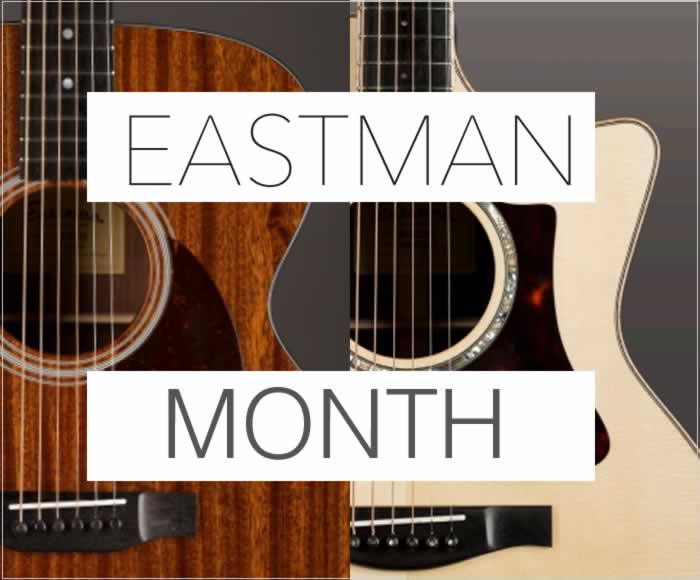 June Is Eastman Month - The Twelfth Fret