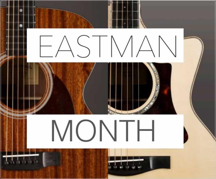 June Is Eastman Month - The Twelfth Fret
