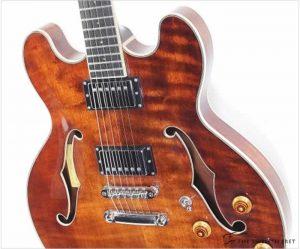 Eastman T186MX Thinline Hollowbody Classic Sunburst, 2011 - The Twelfth Fret