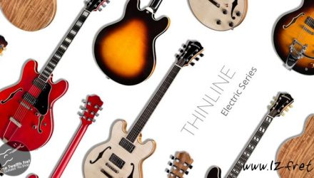 Free Seymour Duncan Pedal With Purchase of Eastman Thinline Guitar - the Twelfth Fret