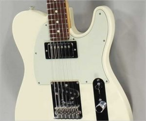 Ed Bickert Tribute Fender Telecaster - The Twelfth Fret