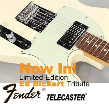 Ed Bickert Tribute Fender Telecaster - The Twelfth Fret