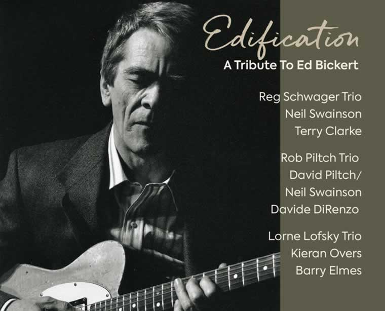Tribute to Ed Bickert New Fender Telecaster - the Twelfth Fret
