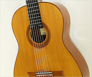 SOLD!  Edgar Monch Classical Guitar, 1968