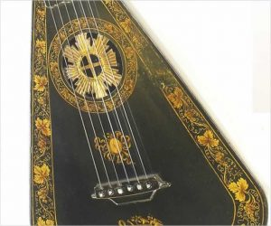❌SOLD❌ Edward Light English Guitar Pre-Romantic Era Black, 1790s