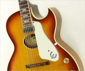 Epiphone Howard Roberts Standard Archtop Electric Sunburst, 1965