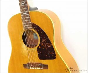 Epiphone Texan FT79N Steel String Natural, 1966 - The Twelfth Fret