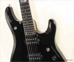 Ernie Ball MusicMan JP6 BFR Black Sugar, 2011