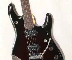 ❌SOLD❌  Ernie Ball Music Man JP6 John Petrucci Pearl Redburst, 2014