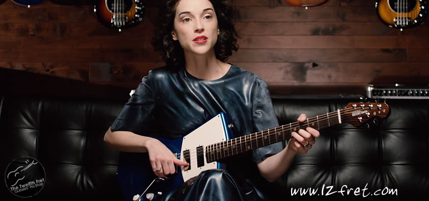 Ernie Ball Music Man St. Vincent Signature Model Electric Guitar - The Twelfth Fret