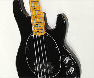 SOLD!!! Ernie Ball Music Man Stingray Classic 4 Bass Black 2012