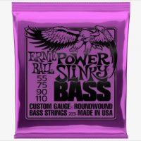 Ernie Ball Power Slinky Nickel Wound Electric Bass Strings - The Twelfth Fret