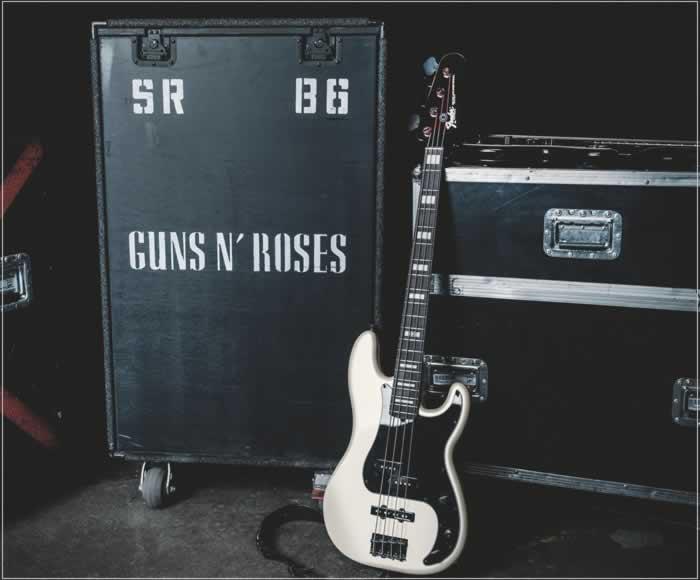 Fender Duff McKagan Deluxe Precision Bass - The Twelfth Fret