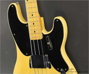 Fender 1953 Precision Bass Blonde