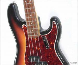 Fender 1965 Precision Bass Sunburst - The Twelfth Fret