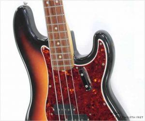 Fender 1965 Precision Bass Sunburst