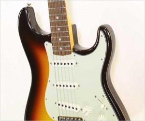 Fender 1969 Stratocaster Rev Headstock Closet Classic Sunburst, 2013 - The Twelfth Fret