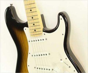 Fender 50th Anniversary Stratocaster Sunburst, 2004 - The Twelfth Fret