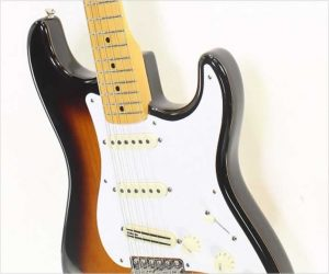 ❌SOLD❌ Fender 57 Hot Rod Stratocaster Sunburst, 2011