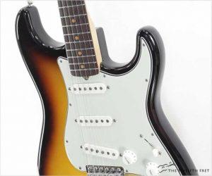 Fender 59 Reissue Stratocaster Sunburst, 2013