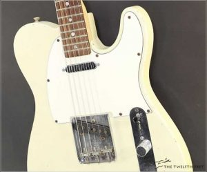 Fender 70 Esquire Relic Blonde, 2008 - The Twelfth Fret