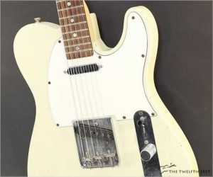 Fender 70 Esquire Relic Blonde, 2008