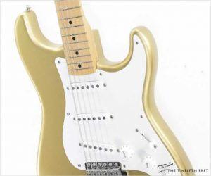 Fender American Original 50s Stratocaster Aztec Gold, 2018