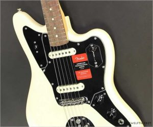 Fender American Professional Jaguar, Olympic White