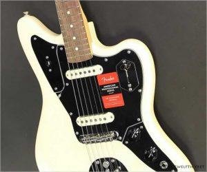 ❌SOLD❌ Fender American Professional Jaguar, Olympic White