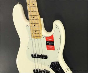 Fender American Professional Jazz Bass Olympic White