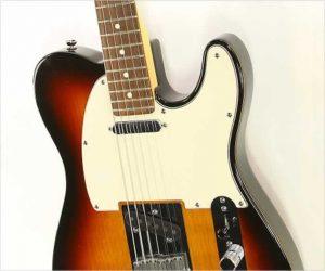 ❌Sold❌ Fender American Series Telecaster Rosewood Board Sunburst, 2005
