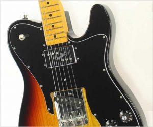 ❌SOLD❌ Fender American Vintage '72 Telecaster Custom Reissue Sunburst, 2012