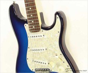 """❌SOLD❌ Fender Bonnie Raitt Stratocaster Desert Sunset """"Blueburst"""", 1995"""
