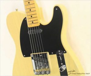 Fender Broadcaster® 70th Anniversary Blonde 2020