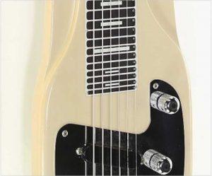 Fender Champ Lap Steel, Desert Sand 1959 - The Twelfth Fret
