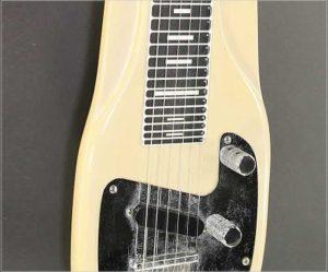 Fender Champ Lap Steel Desert Sand, 1962 - The Twelfth Fret