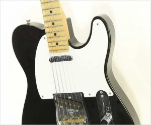 Fender Closet Classic Telecaster Pro Black, 2017 - The Twelfth Fret