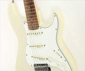 ❌SOLD❌  Fender Custom Deluxe Custom Shop Stratocaster Blonde, 1999