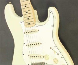 ❌SOLD❌ Fender Custom Shop '69 Stratocaster Relic White, 2006