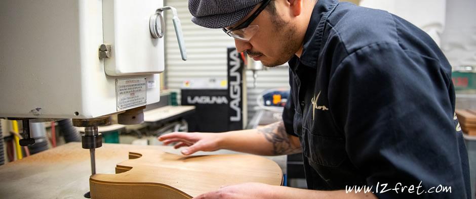 Fender Custom Shop Promotes Carlos Lopez to Master Builder - The Twelfth Fret News