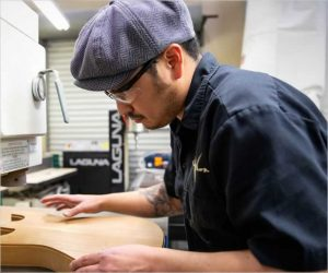 Fender Custom Shop Promotes Carlos Lopez to Master Builder