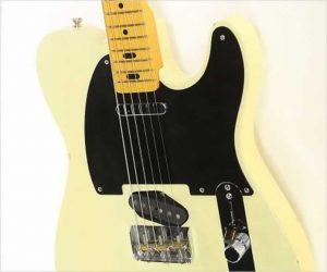 Sold!  Fender Custom Shop G E Smith Telecaster Blonde, 2012