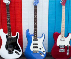 "Fender Diversifies Squier Offering With All-Modern ""Contemporary Series"" Electric Guitars"