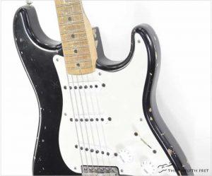 Fender EC Blackie Tribute Stratocaster Custom Shop, 2006 - The Twelfth Fret