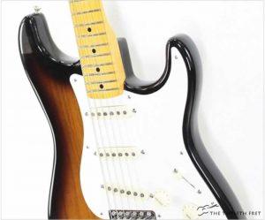 Fender EJ Virginia '54 Stratocaster Sunburst - The Twelfth Fret