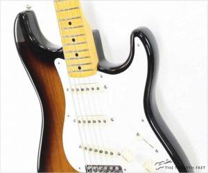 Fender Eric Johnson Virginia '54 Stratocaster Sunburst