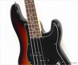 Fender Elite Precision Bass Sunburst, 2016