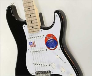 Fender Eric Clapton Stratocaster 'Blackie', 2017 - The Twelfth Fret