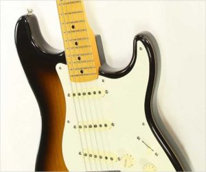 ❌SOLD❌  Fender Eric Johnson Stratocaster Sunburst, 2006