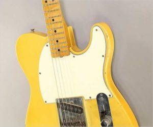 ❌SOLD❌ Fender Esquire Solidbody Guitar Blonde, 1967